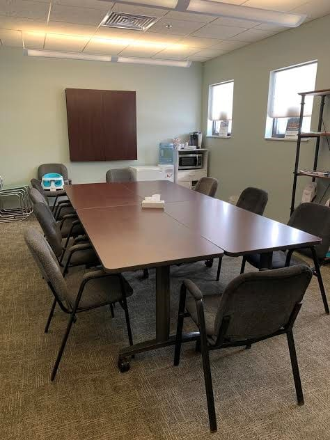 Mattys place conference room