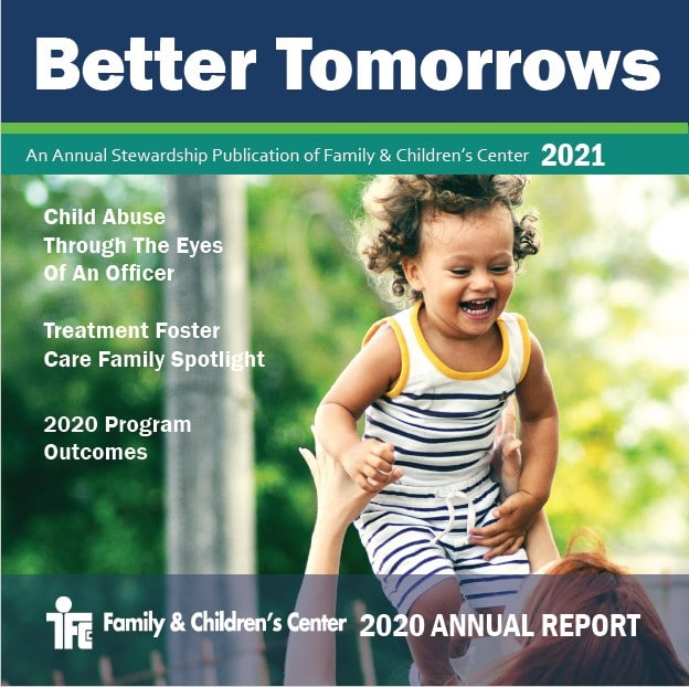 Website Annual Report 2020 Cover